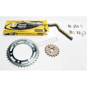 Regina 530ZRP OEM Chain and Sprocket Kit - 6ZRP108KSU02