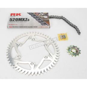 RK 520MXZ Chain and Sprocket Kit - 2042-068Z