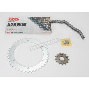 RK 520EXW Chain and Sprocket Kit - 4066-010S