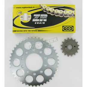 Regina 525ZRD OEM Chain and Sprocket Kits - 7ZRD120KHO02