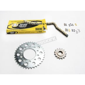 Regina 525ZRD OEM Chain and Sprocket Kits - 7ZRD110KHO02