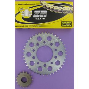 Regina 530ZRT Chain and Sprocket Kits - 6ZRT118KHO03