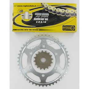 Regina 525ZRP OEM Chain and Sprocket Kits - 7ZRP114KYA01