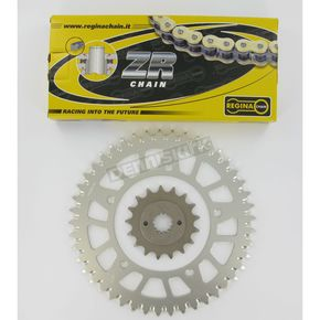 Regina 520ZRD Chain and Sprocket Conversion Kit - 5ZRD116KSU03