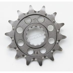 JT Sprockets 14 Tooth Lightweight Front Sprocket - JTF1565.14SC