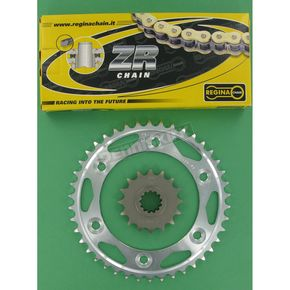 Regina 530ZRP OEM Chain and Sprocket Kits - 6ZRP114KNO03