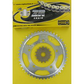 Regina 525ZRD OEM Chain and Sprocket Kits - 7ZRD116KSU03