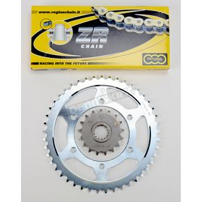 Regina 530ZRP OEM Chain and Sprocket Kits - 6ZRP118KYA02