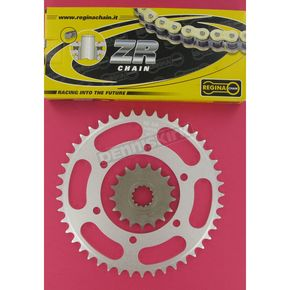 Regina 520ZRD Chain and Sprocket Conversion Kit - 5ZRD118KYA02