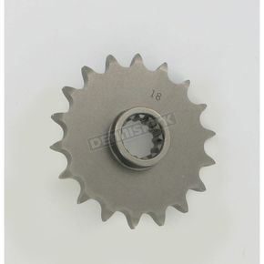 Parts Unlimited 18 Tooth Sprocket - 1212-0395