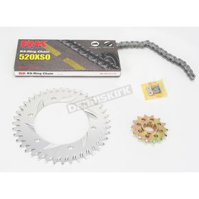 RK 520XSO Chain and Sprocket Conversion Kit - 2068-958R