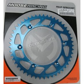Moose 49 Tooth Blue Rear Sprocket - 1211-0861