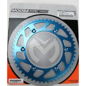 Moose 51 Tooth Blue Rear Sprocket - 1211-0863