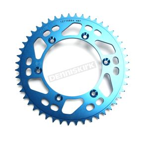 Moose 520 48 Tooth Blue Rear Sprocket - 1211-0864