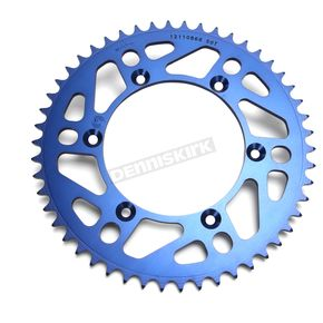 Moose 520 50 Tooth Blue Rear Sprocket - 1211-0866