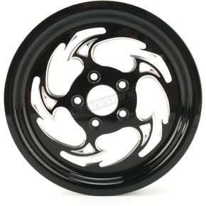 RC Components Black 70-Tooth Savage Eclipse Rear Pulley - 70-85E