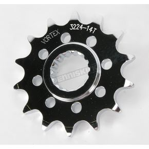 Vortex 14 Tooth Front Sprocket - 3224-14