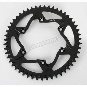Vortex 51 Tooth Rear Aluminum Sprocket - 208K-51
