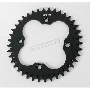 Vortex 39 Tooth Rear Aluminum Black Sprocket - 203K-39