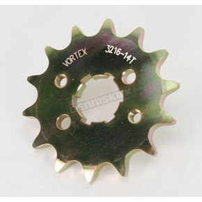 Vortex 14 Tooth Front Sprocket - 3216-14