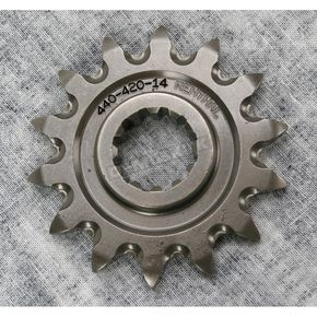 Renthal 14 Tooth Front Sprocket - 440--420-14GP