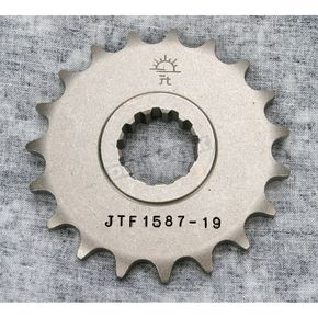 JT Sprockets 19 Tooth Front Sprocket - JTF1587.19