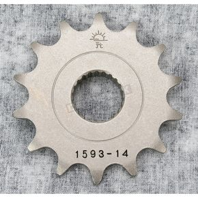JT Sprockets 14 Tooth Front Sprocket - JTF1593.14