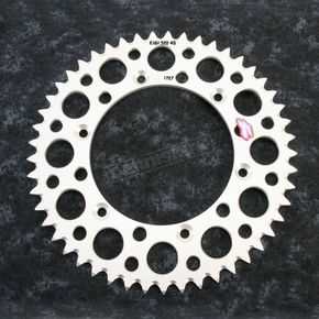 Renthal 49 Tooth Rear Aluminum Sprocket - 216U-520-49GPS