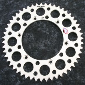 Renthal 51 Tooth Rear Aluminum Sprocket - 216U-520-51GPS