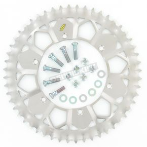 Sunstar Works Z Stainless Steel 52 Tooth Rear Sprocket - 8-361952E