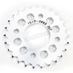 Moose 26 Tooth Rear Steel Sprocket - 1210-0889