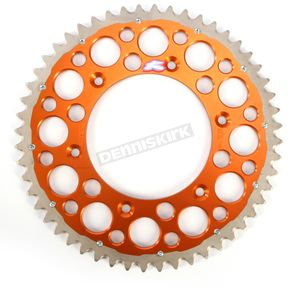 Renthal 52 Tooth Twinring Heavy Duty Rear Sprocket - 2240-520-52GPOR