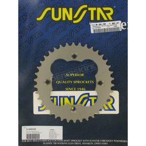 Sunstar 38 Tooth Aluminum Sprocket - 5-346538