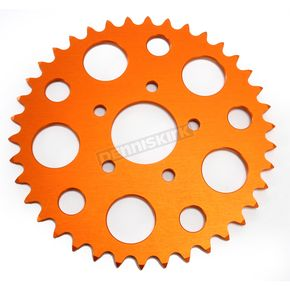 Renthal Orange Rear Sprocket - 48041538POR