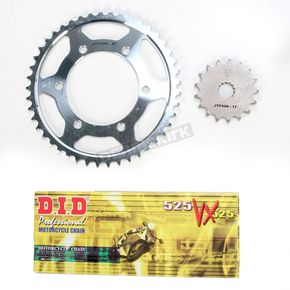 DID VX2 X-Ring Chain and Sprocket Kit - DKS-017