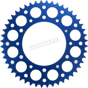 Renthal Blue Rear Sprocket - 224U-520-48GPBU