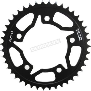 Vortex Rear Steel Sprocket - 247S-43