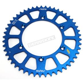 Sunstar Blue Works Aluminum  Rear Sprocket - 5-359249BL