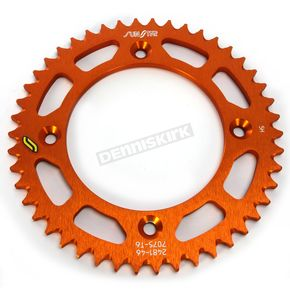 Sunstar Orange Works Aluminum Rear Sprocket - 5-248146OR