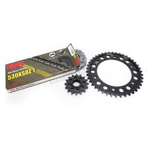 RK Natural Honda 530 XSO-Z1 Chain and Sprocket Kit - 1102-060E