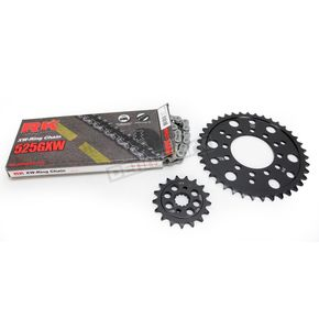 RK Natural Kawasaki 525 GXW Chain and Sprocket Kit  - 2108-110E