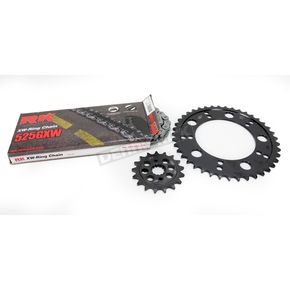 RK Natural Suzuki 525GXW Chain and Sprocket Kit  - 3108-020E