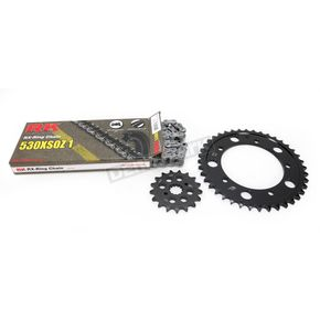 RK Natural Suzuki 530XSO-Z1 Chain and Sprocket Kit  - 3108-030E