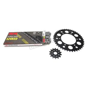 RK Natural Yamaha 520XSO Chain and Sprocket Kit  - 4037-150E