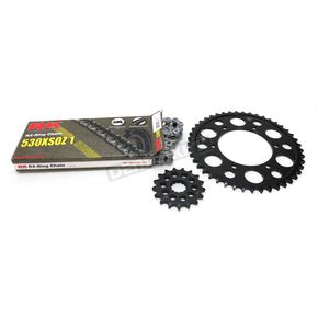 RK Natural Yamaha 530XSO-Z1 Chain and Sprocket Kit  - 4102-060E