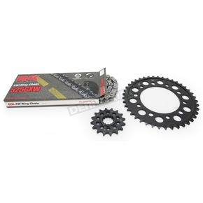 RK Natural Yamaha 525GXW Chain and Sprocket Kit  - 4107-150E