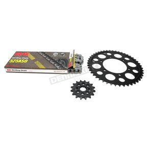 RK Natural Yamaha 525XSO Chain and Sprocket Kit  - 7061-060E