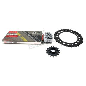RK Natural 520 XSO Quick Acceleration Kit w/Steel Sprockets - 1102-049P