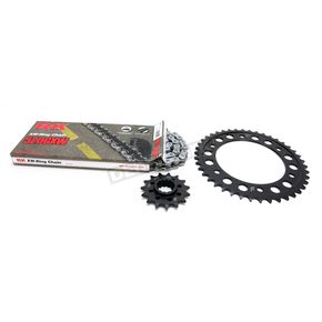 RK Natural Honda 520GXW Quick Acceleration Chain with Steel Sprocket  - 1102-069P