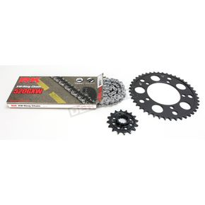 RK Natural BMW 520GXW Quick Acceleration Chain with Steel Sprocket  - 9101-099P